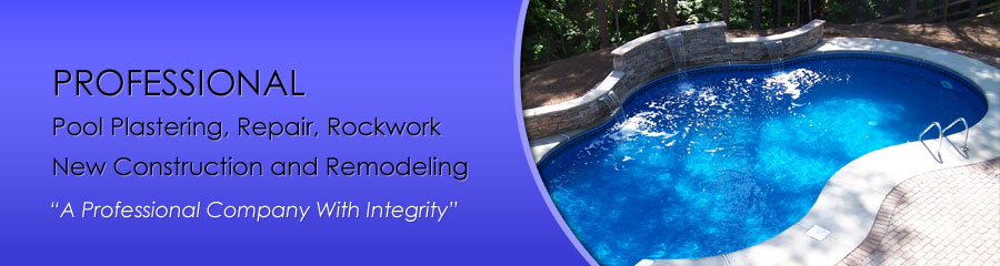 New Construction and Swimming Pool Remodeling